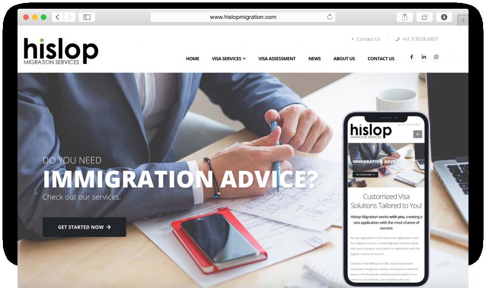 Hislop Migration Services Image